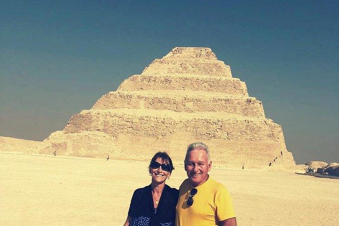 Private Full-Day Tour Pyramids, Sakkara and Dahshur