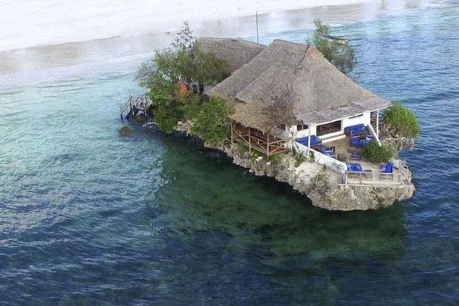 Spice Farm Tour and The Rock Restaurant Zanzibar | Snacks Included