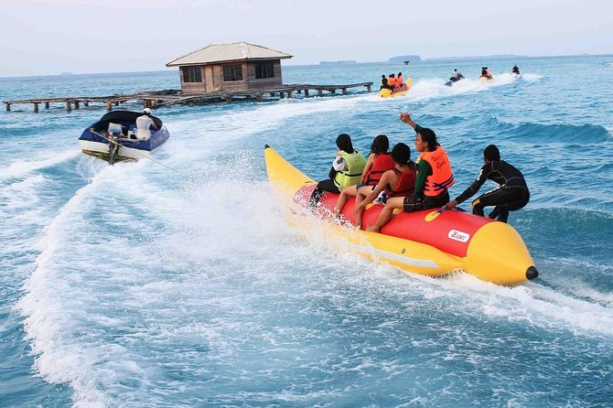 Full-Day Private Tour to Ubud and Bali Water Activities