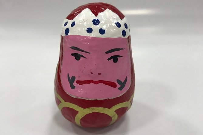 "Hiroshima: A Representative Handicraft of Japan, ""Daruma"" Making Experience"