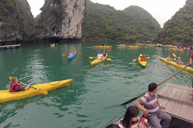 Half day kayaking