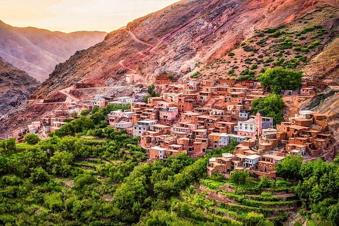 High Atlas Mountains and Three Valleys day trip from Marrakech