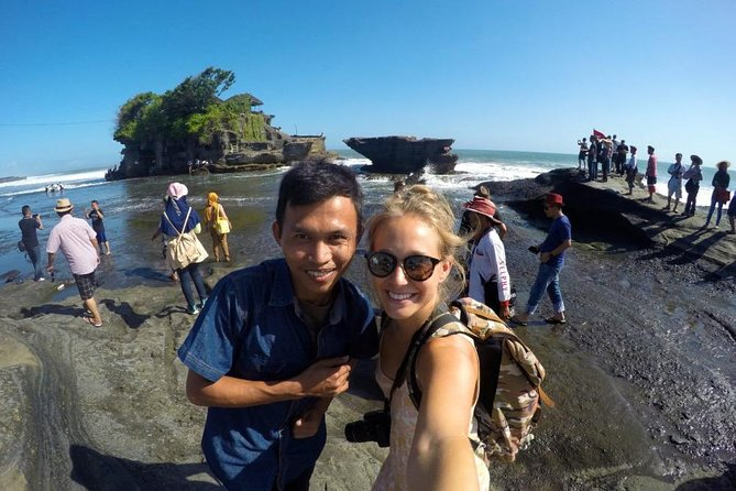 Full-Day Bali Water Sport Adventure and Exploring Tour to Tanah Lot Temple