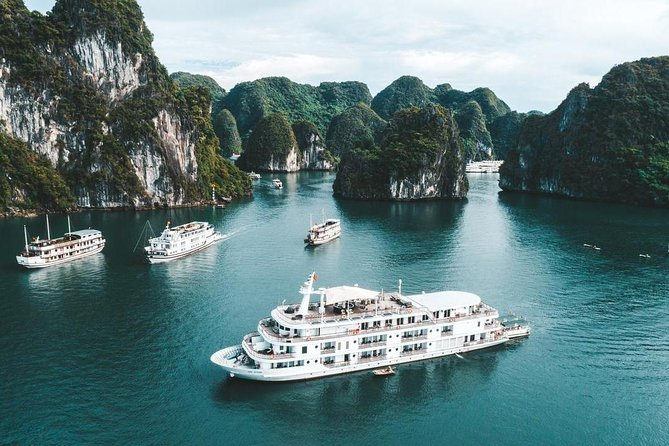 Paradise Elegance Cruise Luxury - Ha Long Bay 2 Days 1 Night Tour