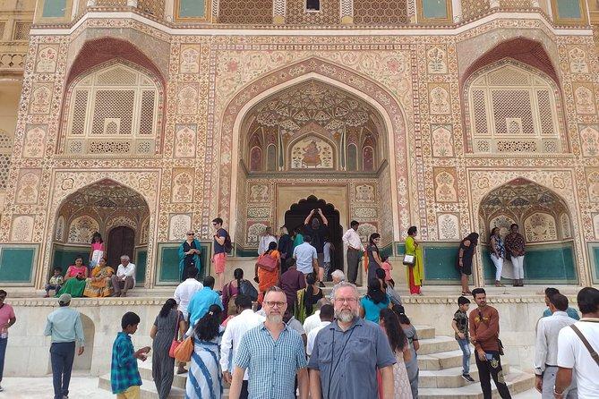4 Days Golden Triangle Tour of Delhi, Agra & Jaipur from Delhi