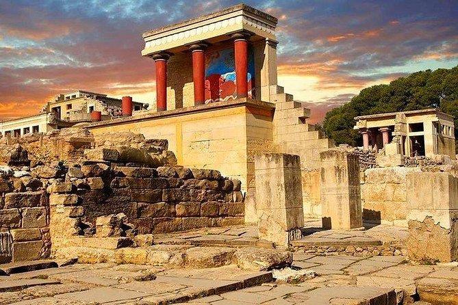 Knossos Palace - Archaeological Museum - Heraklion city tour (Private Tour)