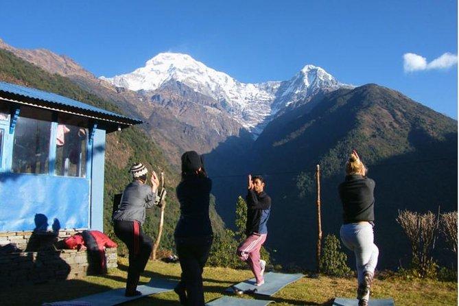Yoga and meditation tour to Nepal