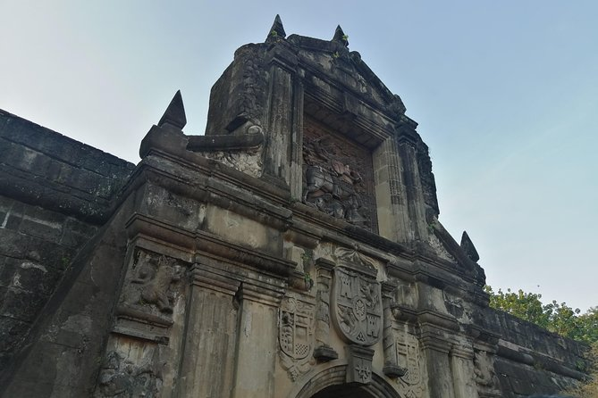 Old Manila Half Day Tour (Local Snacks & Bottled Water Included)