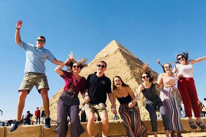 Pyramids,Cairo and Nile Cruise Holiday 8 Days
