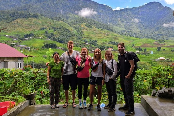 2 days experience in Sapa with pickup and overnight in Homestay