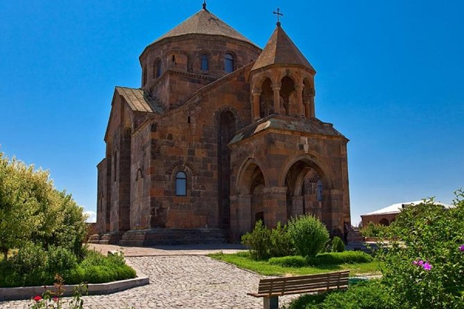 Echmiadzin (Hripsime, Gayane, Mother Cathedral), Zvartnots