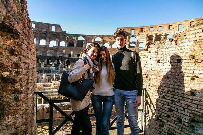 Skip-the-line Small Group Tour of the Colosseum, Forum & Ancient Rome