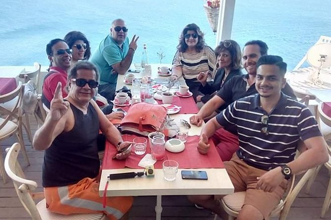 6-Hours Santorini Private Sightseeing Tour