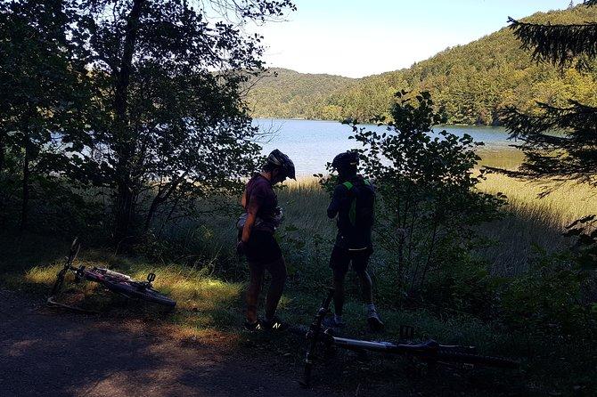 Plitvice bike & walk excursion