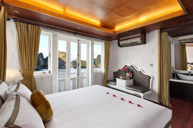 Halong Bay 3D/2N at BEST CRUISES: Meals, Kayak, Cave, Island - CHEAPEST PRICES