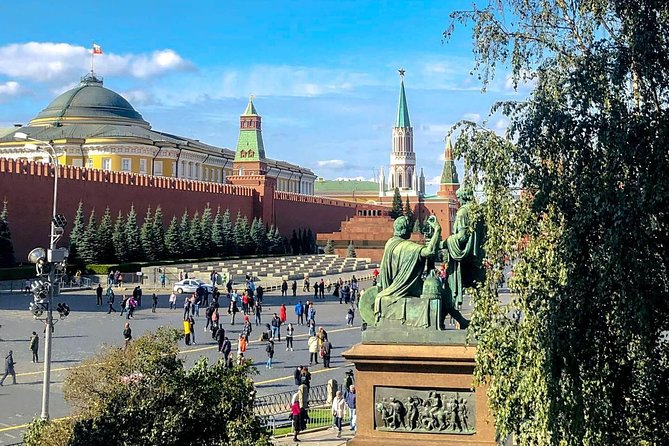 2 Days Private Tour of Moscow