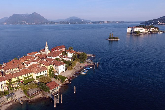 Boat tour from Stresa to Isola Pescatori and Isola Bella A / R