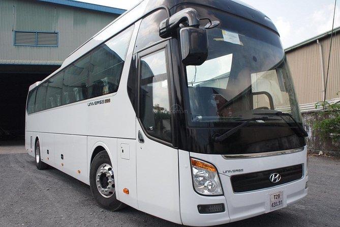 Bus transfer Ha Noi - Cat Ba