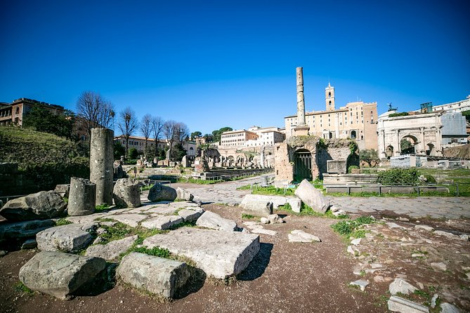 3 Hours Colosseum and Ancient Rome Skip-the-Line Guided Tour