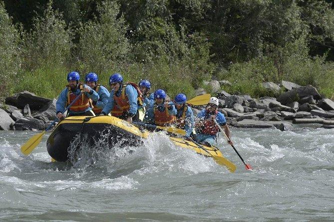 rafting extreme fun