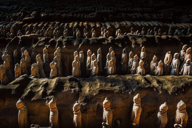 3-Day Private Tour Shanghai, Beijing and Xi'an from Guangzhou