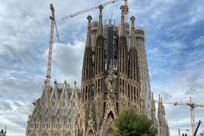 Sagrada Familia Guided Experience