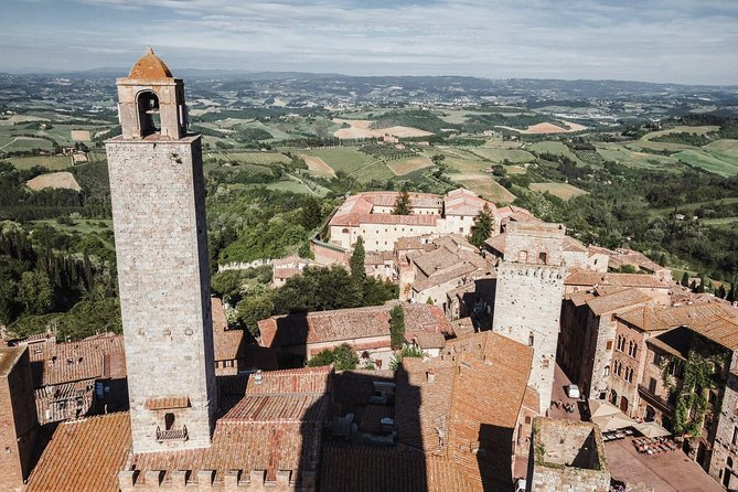 Florence Group or Private Tuscany Day Trip with Chianti, Siena & San Gimignano