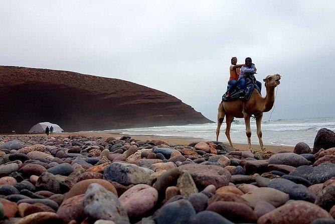 Visit Tiznit - Legzira Beach and Spend 1 Night in Sahara Desert