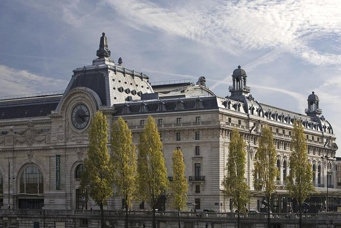 Paris Historical Orsay Museum Guided Tour with Options