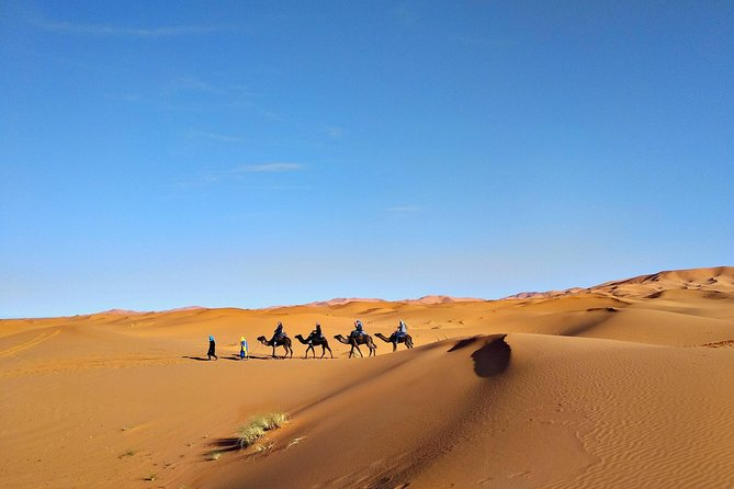 3 days 2 nights Excursion from Marrakech to Marzouga Desert
