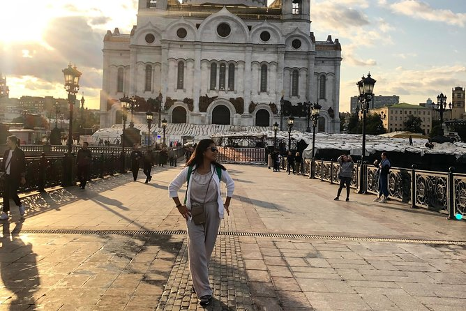 Afternoon 2 Days Private Tour of Moscow