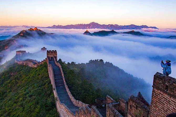 3-Day Private Golden Triangle Tour from Chongqing by Air:Shanghai,Beijing, Xi'an