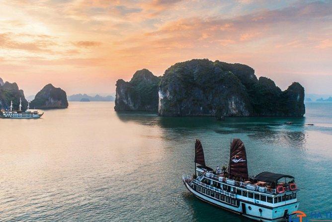 Bai Tu Long Bay 2 Days 1 Night - Swan Cruise