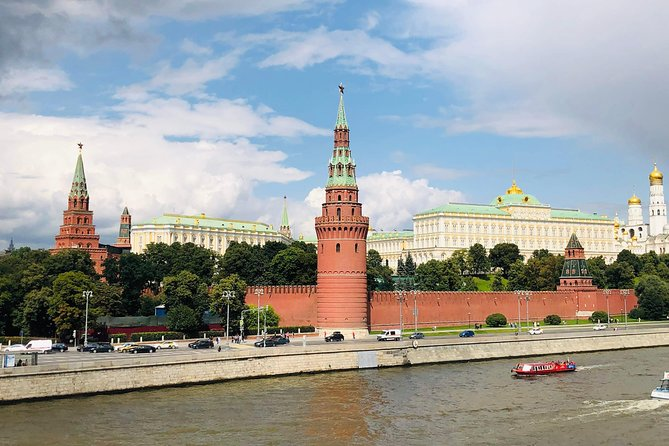 3 Days Private tour of Moscow
