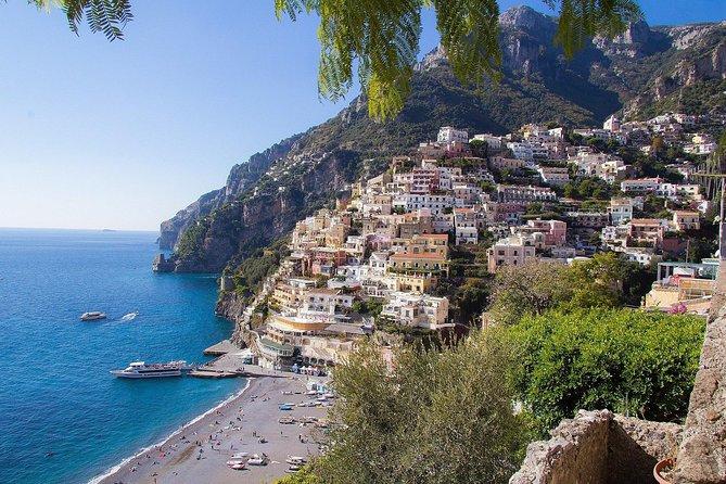 Easy Amalfi drive: Positano, Amalfi, Conca dei Marini - From Sorrento