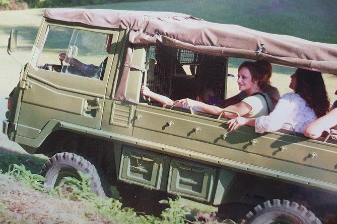 Croatian Homeland War, private day tour