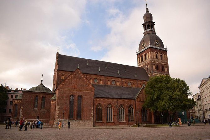Riga Private Walking Tour