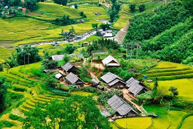 3 Night Sapa Trekking Tour from Hanoi; Night train; Home-stay; Local guide
