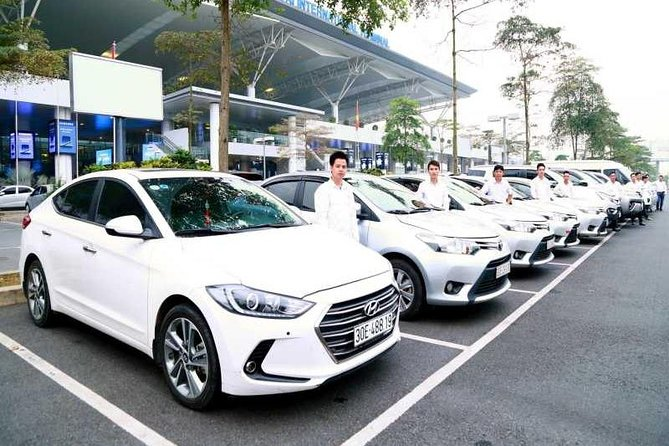 Private Car - Transport From Noi Bai international Airport to Halong Bay