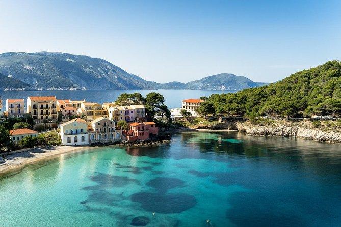 Argostoli, Panoramic Tour and the Melissani Cave // Shore excursion