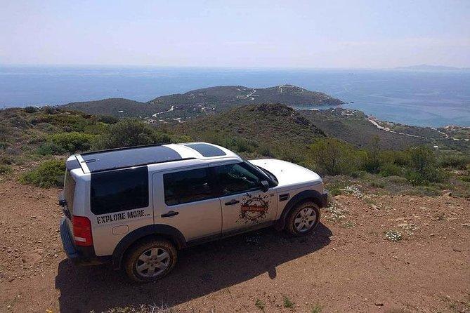 Uncharted Escapes Athens Riviera Premium Safari Tour to Cape Sounion