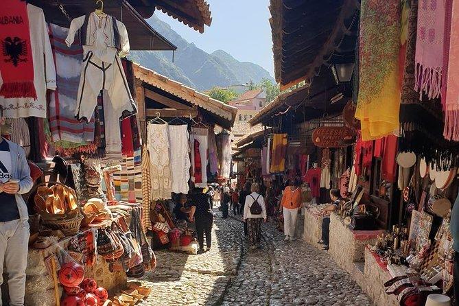 4 Days Montenegro-Albania-Kosovo Tour from Dubrovnik or Kotor