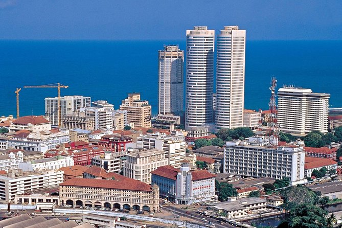 Colombo Shopping & Sightseeing