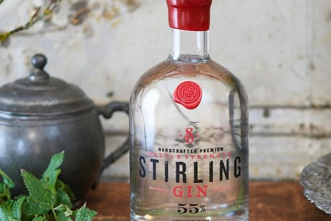 Battle Strength Distillery Tour with Gin Tasting