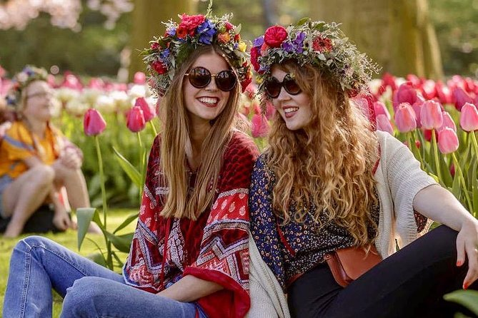Keukenhof Tulip Gardens | Corona-proof Private Experience for max 6 travelers