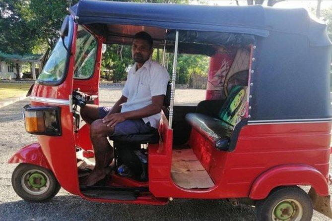 Tuk Tuk Mano ( Day Tours & Hotel Transport by Tuk Tuk from Sigiriya )