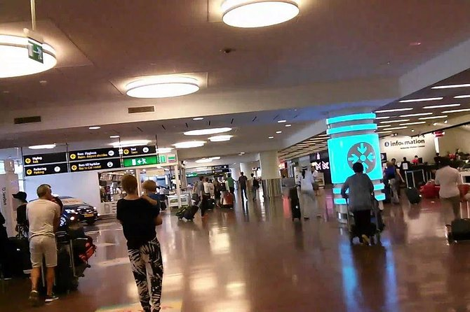 Stockholm Arlanda ARN Private Arrival and Departure Airport Transfers