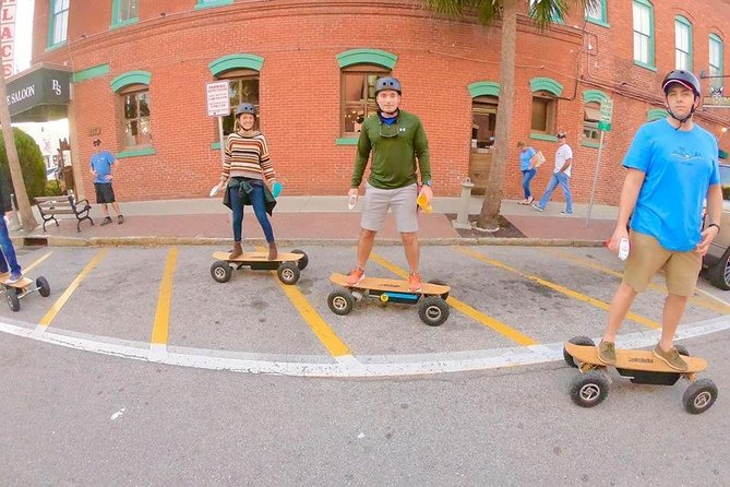 Historic Amelia Island Skateboard Tour