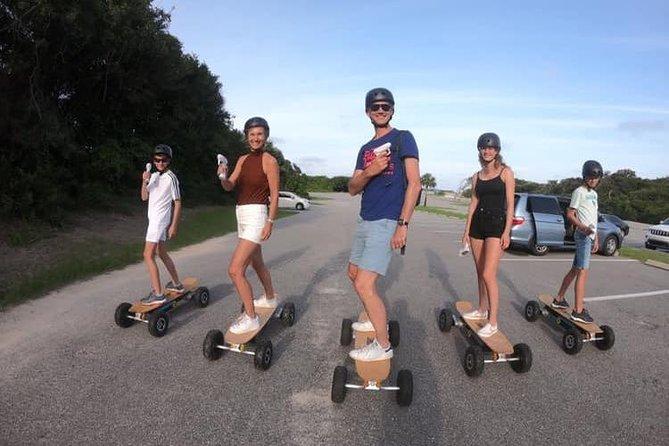 American Beach Kid-Friendly Skateboard Tour