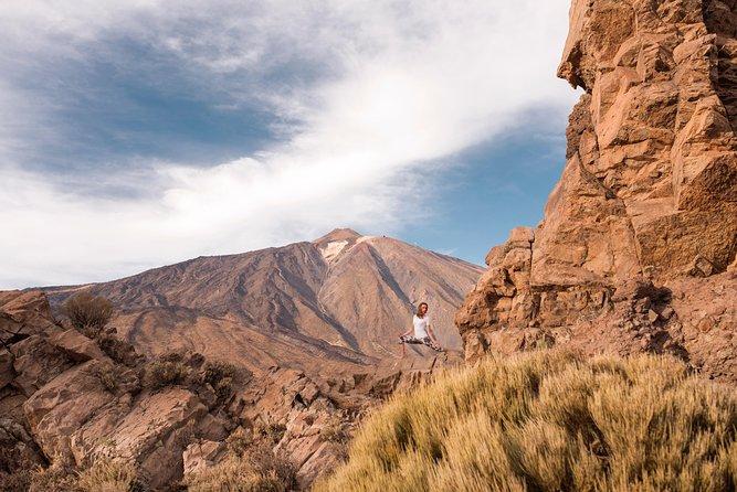 Photo session and tour of Mount Teide from Puerto de la Cruz